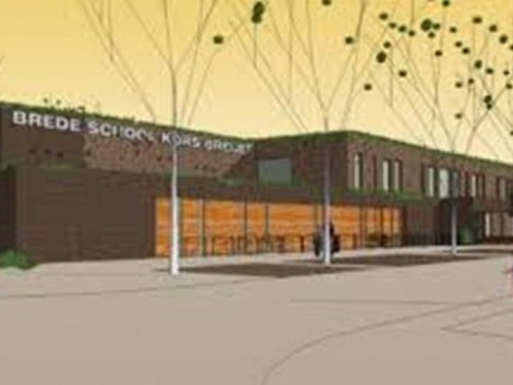 Nieuwbouw Brede School