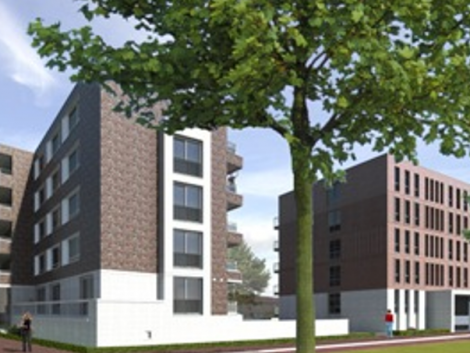 Nieuwbouw Blok 2a Deltakwartier