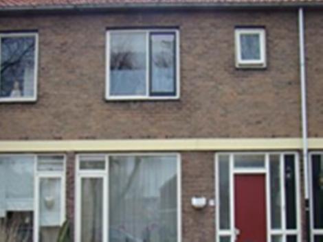 Houtrot Renovatie 38 woningen
