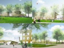 Nieuwbouw onderwijspark Ezinge