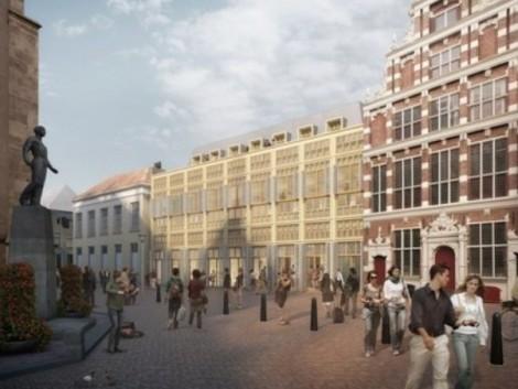 Nieuwbouw stadhuiskwartier